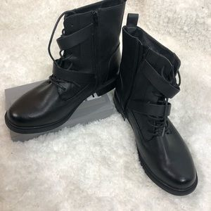 Torrid boots black size 10 w